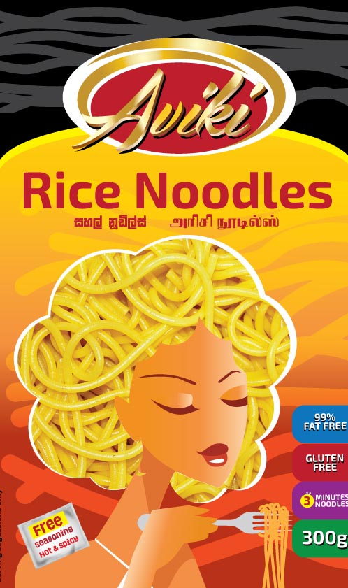 Aviki Non-GMO  Rice Noodles