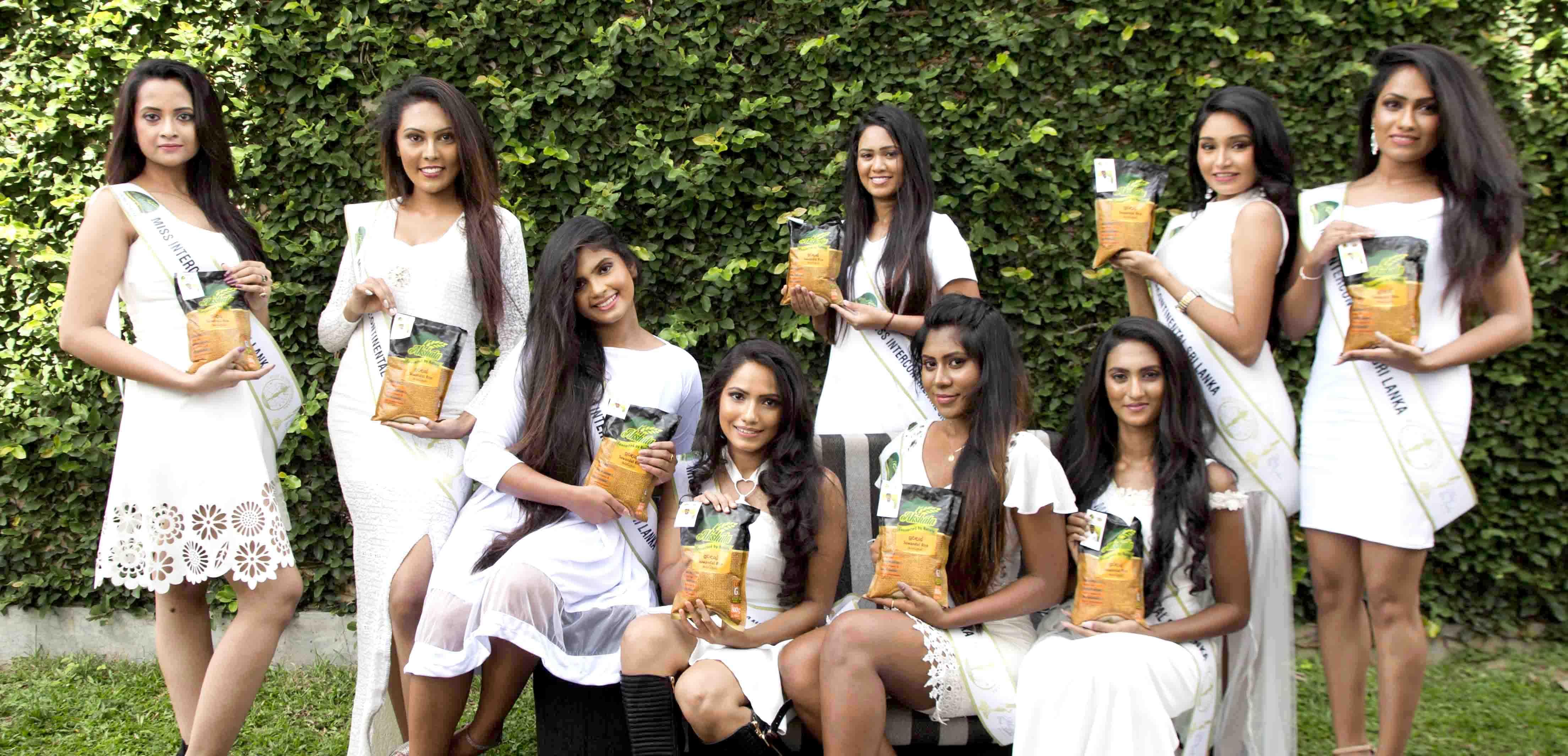 AKSHATA suwandal traditional sri lankan rice-glowing skin-luscious hair-roshan perera